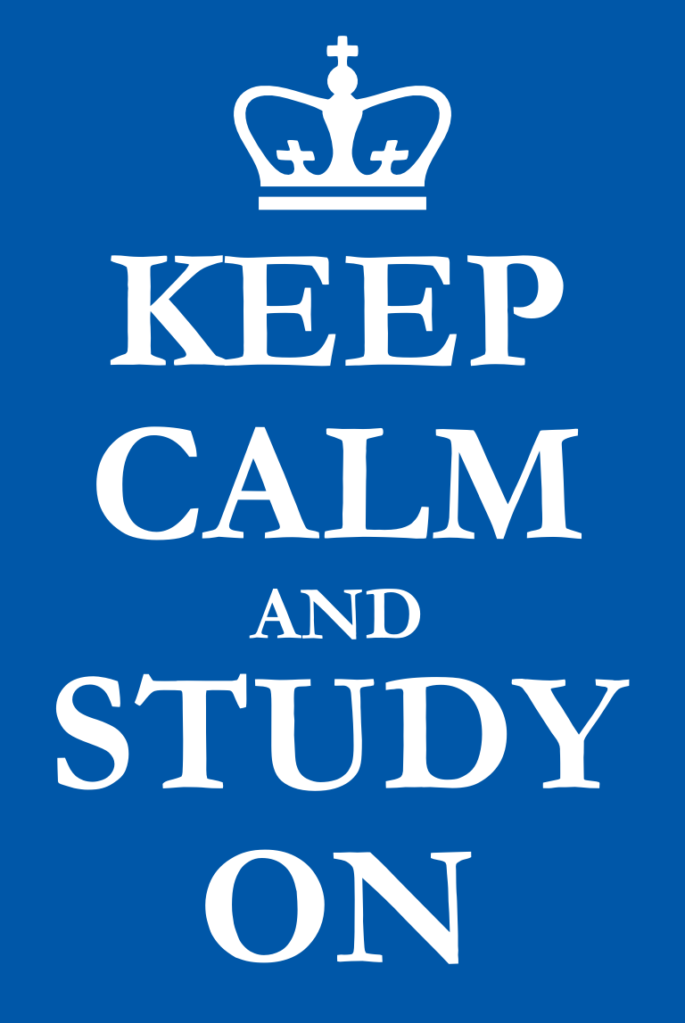 Rn Bridge Students Should Keep Calm And Study On