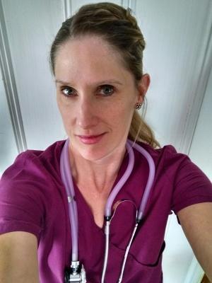 LPN to RN Student Heather Bath