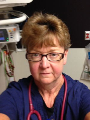 LPN to RN Student Angie Frohoff