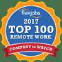 Top 100 FlexJobs 2017