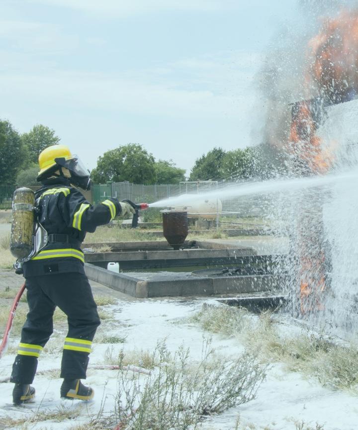 Fire & Emergency Hero Image